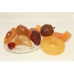 Fruits assortis glacés de...