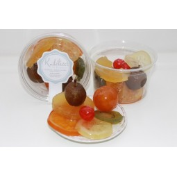 Assortiment fruits confits