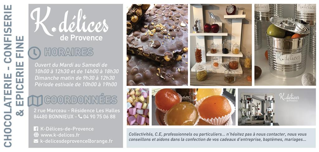 Chocolaterie - Confiserie a bonnieux luberon